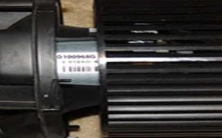 Замена моторчика отопителя рено логан