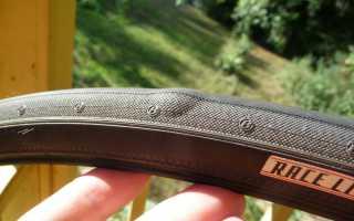 Причины возникновения грыжи на покрышке велосипеда, ее ремонт