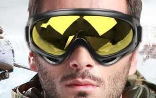 Спортивные очки. Виды и конструкции. Как выбрать. Оправа, линзы…