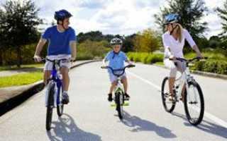 Польза езды на велосипеде для здоровья мужчин