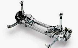 Замена задних амортизаторов форд фокус 2
