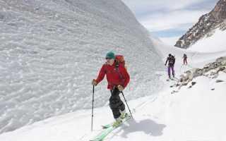 Фрирайд на лыжах.Виды и техника катания.Снаряжение. Особенности