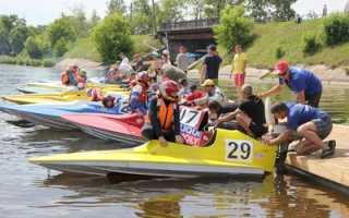 Водно моторный спорт. Правила и лодки. Снаряжение и особенности