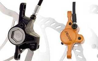 Почему свистят тормозные колодки на велосипеде, что делать?