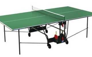 Теннисный стол. Виды и применение. Конструкции и как выбрать