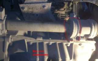 Форд фокус 2 замена подвесного подшипника