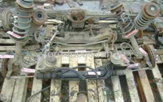 Ремонт передней подвески форд фокус 2
