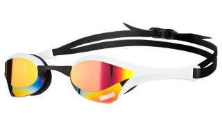Очки для плавания. Виды и особенности. Как выбрать и применение