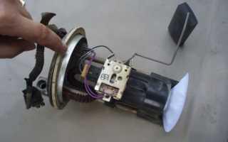 Топливный насос ваз 2112 16 клапанов