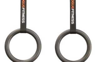 Гимнастические кольца. Виды и стандарты. Упражнения и особенности