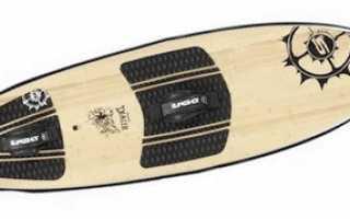 Доска для серфинга. Виды и конструкция. Как выбрать и материал