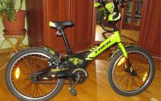Технические характеристики и цена детского велосипеда Трек Jet 20