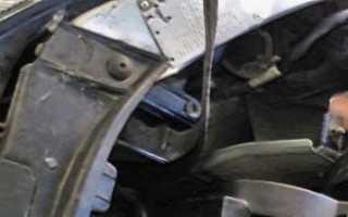 Как снять генератор на пежо 206