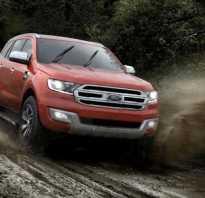 Продажа форд эверест в россии