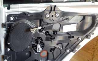Как снять обшивку двери форд фьюжн