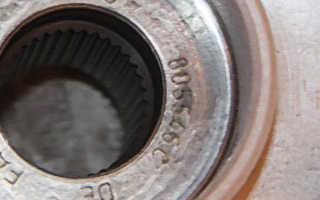 Подшипник передней ступицы форд фокус 2
