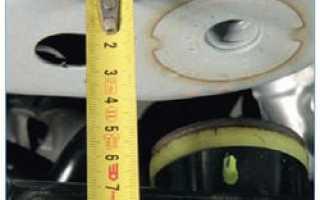 Замена втулок переднего стабилизатора форд фокус 2