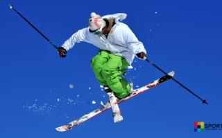 Фристайл на лыжах. Виды и особенности. Появление и развитие