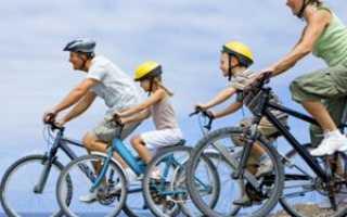 Езда на велосипеде для похудения — основные принципы тренировки, тренировочные программы