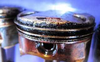 Как делать раскоксовку двигателя