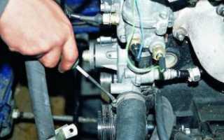 Как проверить термостат на приоре