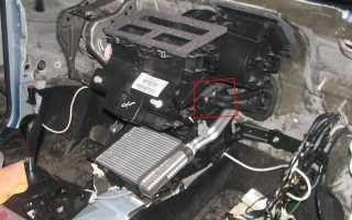 Форд фокус 2 печка плохо греет